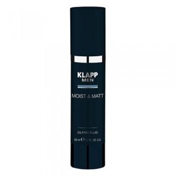 Moist & Matt Oilfree Fluid, 50ml