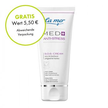La mer, MED Anti-Stress, SOS Repair Cream, 15ml