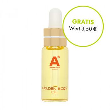 A4 Cosmetics, Golden Body Oil, 5ml