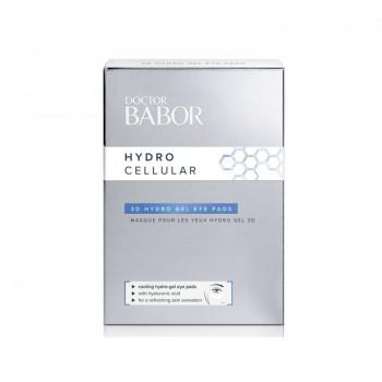 Doctor Babor Hydro Cellular 3D Hydro Gel Eye Pads, 4 Stück