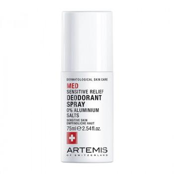 Med Sensitive Deodorant Spray, 75ml