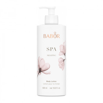 SPA Shaping Body Lotion, 500ml