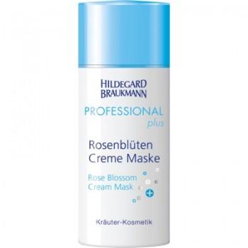 Professional, Rosenblüten Creme Maske, 30ml
