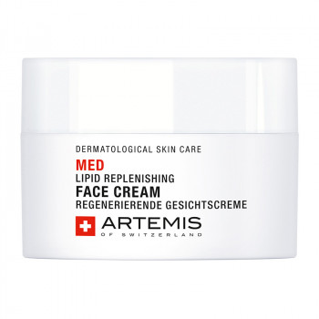 Med Lipid Replenishing Face Cream, 50ml