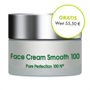 MBR, Face Cream Smooth 100, 5ml