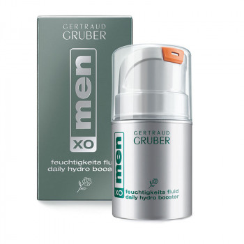 men xo feuchtigkeits fluid daily hydro booster, 50ml