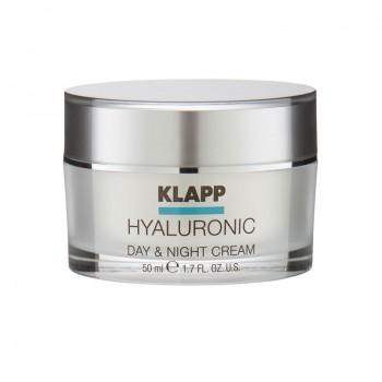 Hyaluronic Day and Night Cream, 50ml