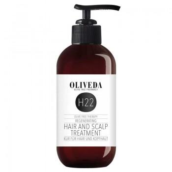 H22 Kur für Haar und Kopfhaut - Regenerating, 250ml