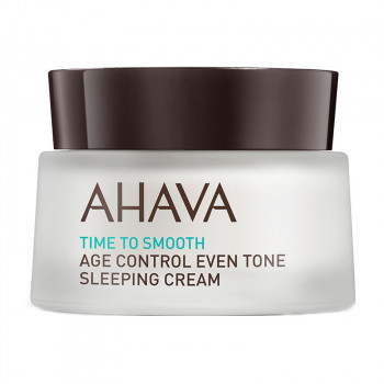Age Control Even Tone Sleeping Cream, 50 ml