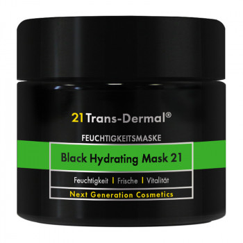 Black Hydrating Mask 21, 50ml