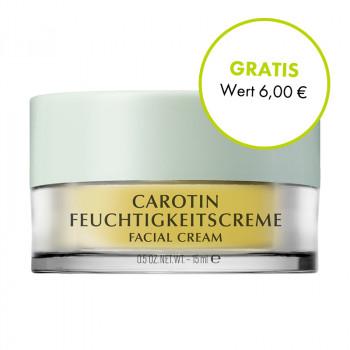 Dr. Eckstein, Carotin Feuchtigkeitscreme, 15ml
