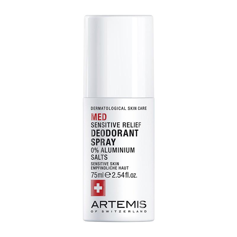 Artemis Med Sensitive Deodorant Spray, 75ml