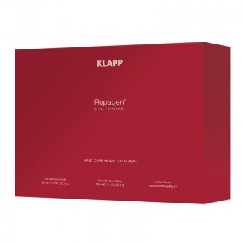 Repagen Exclusive Hand Care Home Treatment