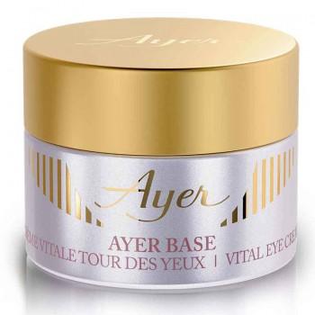Ayer Base, Vital Eye Cream, 15ml