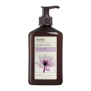 Velvet Body Lotion Lotusblüte und Kastanie, 400 ml