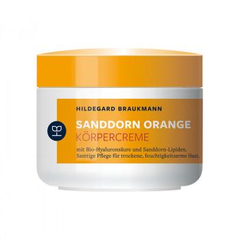 Sanddorn Orange Körpercreme, 200ml