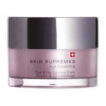Skin Supremes Age Correcting Eye und Lip Contour Care, 15ml