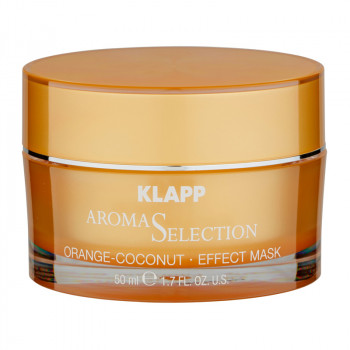 Orange Coconut Effect Mask, 50ml