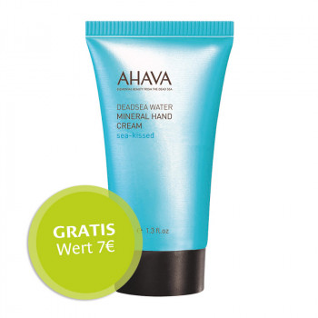 AHAVA, Mineral Hand Cream Sea-Kissed, 40ml