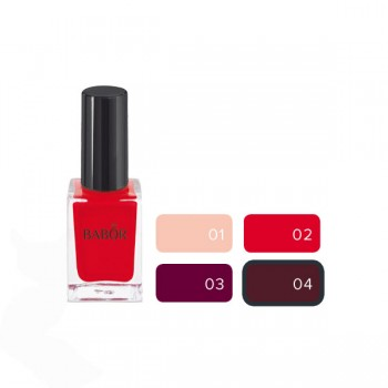 AGE ID Make up Nail Colour 04rouge noir
