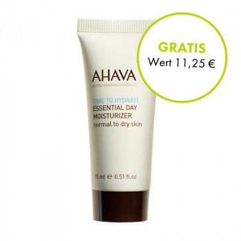 Ahava, Essential Day Moisturizer normal, 15ml