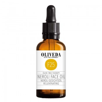 F25 Gesichtsöl Neroli - Rejuvenating, 50ml