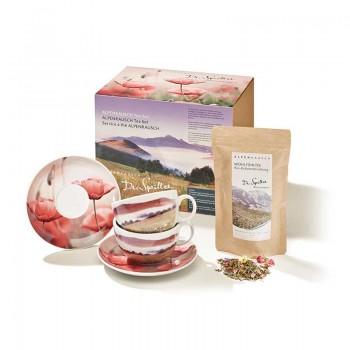 Alpenrausch Tee-Set, 1 Set