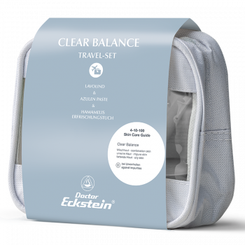 Travel-Set Clear Balance