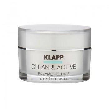 Enzym Peeling, Clean und Active 50ml