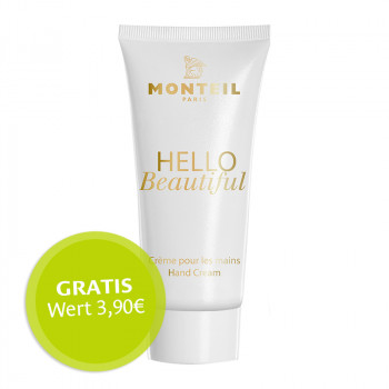 Hello Beautiful, Aloe Vera Hand Cream, 25ml