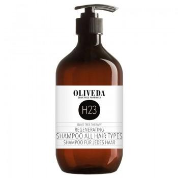 H23 Shampoo für jedes Haar - Regenerating, 500 ml
