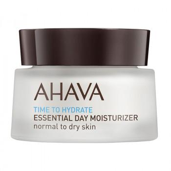 Essential Day Moisturizer, normale und trockene Haut, 50 ml