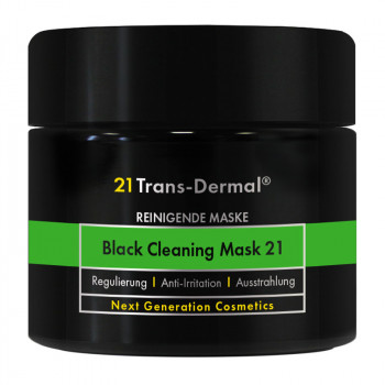 Black Cleaning Mask 21, 50ml