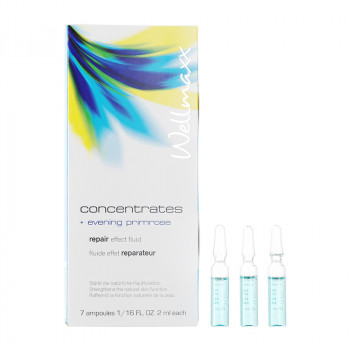 Concentrate and evening primrose repair effect fluid, 7 x 2