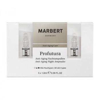 Profutura, Anti-Aging Nachtampullen, 5 x 1,8 ml
