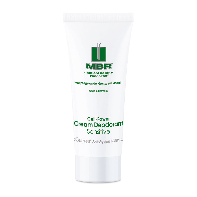 MBR Cell-Power Cream Deodorant Sensitive, 50ml