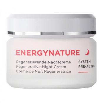 ENERGYNATURE – SYSTEM PRE-AGING, Nachtcreme, 50ml