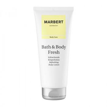 Bath & Body Fresh,  Erfrischende Körperlotion, 200 ml