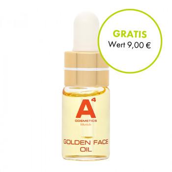 A4, Golden Face Oil, 3ml