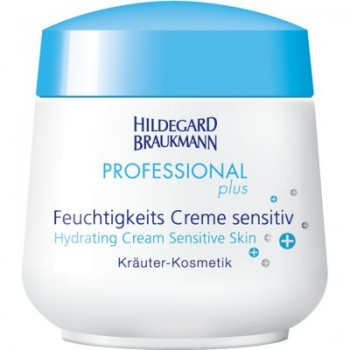 Professional Feuchtigkeits Creme sensitive, 50ml