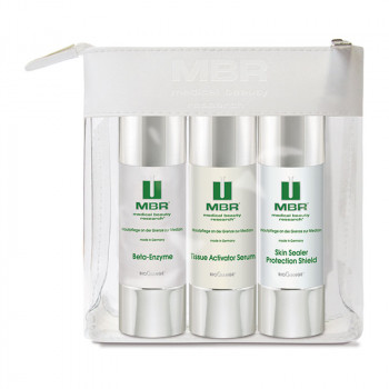 Travel Set Beta-Enzyme, Tissue Activator Serum, 3x50ml