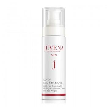 REJUVEN - MEN Beard & Hair Grooming Oil, 50ml