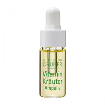 Vitamin Kräuter Ampulle, 3x4ml