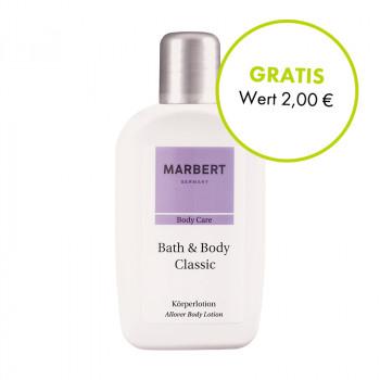 Marbert, Bath and Body Classic, Körperlotion, 50ml