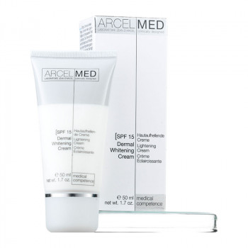 ArcelMed Dermal  Whitening Cream SPF 15, 50ml